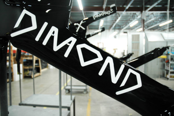 Made in Des Moines, Iowa:  How the Dimond superbike is spinning it's way to find the best route abroad