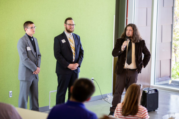 From 10-minute pitches to a 10-week intensive:  Meet three startups accepted to CYstarters