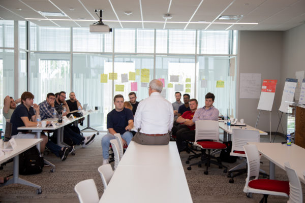 Professionals share expertise to help CYstarters move from concept to launch
