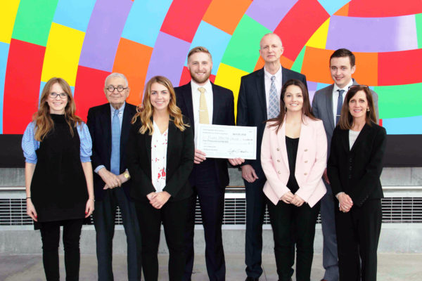 ISU student team, Hurd Health Group wins $5,000 at Pappajohn Student Entrepreneurial Venture Competition
