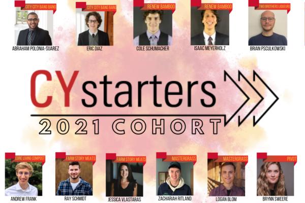 Meet the 2021 CYstarters Cohort